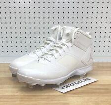 Air Jordan Jeter Clutch Metal Cleats RE2PECT Baseball White AO2914-102 Size 8
