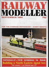 RAILWAY MODELLER MAGAZINE - NOVEMBER 1981 - HORNBY APT MODELRAMA [1]