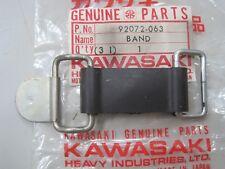 KAWASAKI NOS FUEL TANK BAND  92072-063  KX125 KX250 KX400