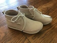 toms size 7.5 womens boots blush pink worn once!