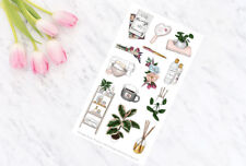 Zen Decorative Planner Stickers for all Planner Types - Erin Condren, Personal
