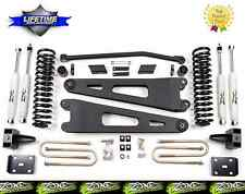 "2011-2016 Ford F250 F350 4"" Full Suspension Lift Kit Zone Offroad Top Rated"