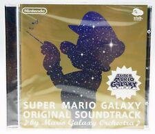 Super Mario Galaxy Original Soundtrack Orchestra NINTENDO CLUB NEU NEW SEALED