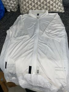 Rapha Pro Team Climbers Jersey Large White