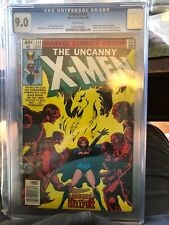 Uncanny X-Men #134, CGC 9.0 VF/NM, 1st Dark Phoenix; Hellfire Club