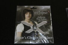 TWILIGHT ECLIPSE CREST ALICE'S CHOKER NECKLACE NEW!! FREEPOST!!!!