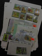 GUINEA & BISSAU : Beautiful collection. All VF MNH. Topicals. Scott Cat $387.00