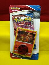 Pokemon Battle Styles Tcg Charmander Promo Sealed Blister Booster Pack with Coin