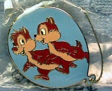 CHIP AND DALE BALLOON CAST EXCLUSIVE WDW
