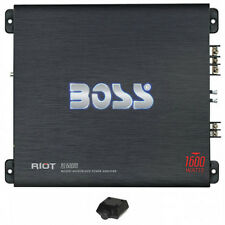 NEW 1600w Monoblock Car Subwoofer Amplifier.Power Speakers subs Amp.2Ohm.Bass.AB