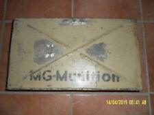 mg34 mg42 Kiste für 6 Trommelmagazine, sehr selten!!!