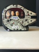 Pez Millenium Falcon Star Wars Force Awakens Set of 4 Never Opened
