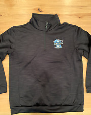 PFFW 1/4 Zip Pullover - Black