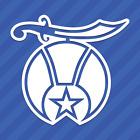 Shriner Symbol Vinyl Decal Sticker Freemason