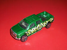 #### HOTWHEELS GREEN 2009 FORD F-150 PICKUP TRUCK MADE IN MALAYSIA