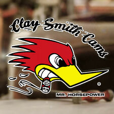Mr. Horsepower Sticker Original Clay Smith Aufkleber Autocollante rechts 80mm