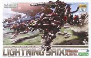Zoids HMM020 EZ-035 Lightning Saix Marking Plus ver. 1/72 model kit Kotobukiya