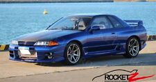 Nissan Skyline R32 GTR TBO Style Side Skirts Steps JDM USA CANADA