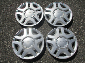 Genuine 1995 to 2001 Ford Windstar Taurus 15 inch hubcaps wheel covers