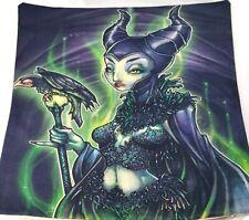 Maleficent Pillow Case - Disney Pillow Disney Villains Pillow Witch Pillow