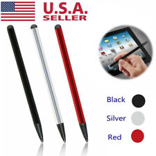 Capacitive Pen Touch Screen Stylus Pencil For iPhone iPad Samsung Tablet Phone