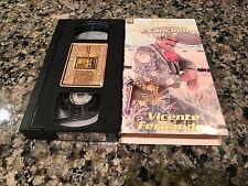 Sus Peliculas Y Sus Canciones Vol 7 Rare VHS! Spanish Mexi Musical!