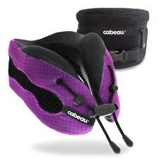 New Cabeau Evolution Cool - Memory Foam Neck Pillow + Air Vents + Washable + Bag
