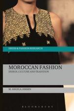 MOROCCAN FASHION - JANSEN, M. ANGELA - NEW PAPERBACK BOOK