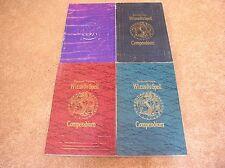AD&D Wizard's Spell Compendium set volumes 1-4