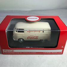 1/43 Coca Cola VW Volkswagen Cargo Van 1962