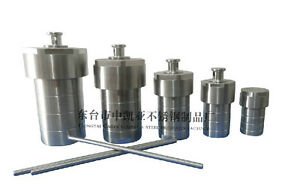 500ML,Hydrothermal Autoclave Reactor with PTFE Chamber Hydrothermal Synthesis