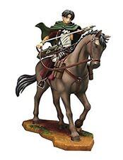 NEW Attack on titan Ichiban kuji B Award Levi horse riding Figure BANPRESTO F/S