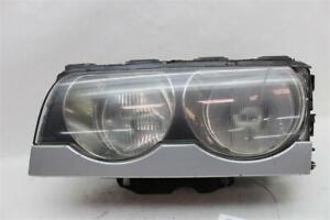 HEADLIGHT LAMP ASSEMBLY BMW 740i 740il 750il 99 00 01 Left 986478