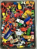 LOT Die Cast Cars- MATCHBOX, Hot Wheels Grab Bag Lot of 40
