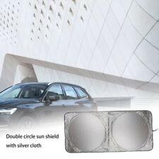 Car Front Windshield Sunshade Window Sun Shade Visor Shield Cover Solar Curtain
