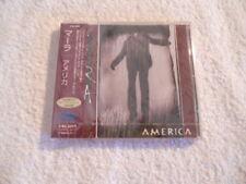"Mara ""America""  Rare 1998 cd Japan Ed. AOR 2 Bonus Tracks  TECW-25689 New Sealed"