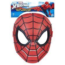 Spider-Man-Marvel-Hero-Maske, eine Größe, passend für Kinder & Erwachsene, Neu