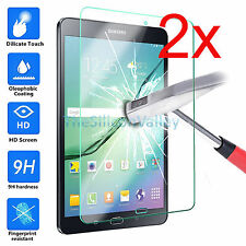 "2xGorilla Glass For Samsung Galaxy Tab E 9.6"" T567 T560NU T561 Screen protector"