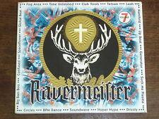 RAVERMEISTER BPM Dance- Soundwave- Hyper Hype- Drizzly- Compil DIGIPACK 2 CD