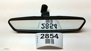 99-15 FORD FUSION INTERIOR REAR VIEW MIRROR MANUAL DIMMING OEM