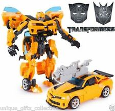 UNIQUE - BUMBLEBEE TRANSFORMER CONVERT INTO TRUCK - ROBOT ACTION FIGURE FOR KIDS