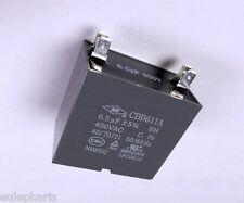 CONDENSADOR Ventilador de 6,5mF 450V para AIRE ACONDICIONADO Recambio Universal