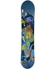 Kinder Snowboard CRAZY CREEK Alian Homer 128 cm  Youth Grom Junior  Neu