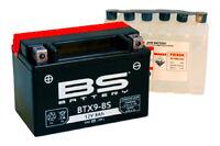 BATTERIE BS YTX9-BS SUZUKI BURGMAN 125 K2 K6 02 03 04 05 06 07