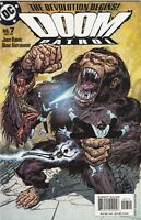Doom Patrol #7 Near Mint Condition Comic Book DC