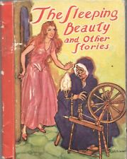 THE SLEEPING BEAUTY and Other Fairy Tales ROBERT A. GRAEF McLoughlin Bros 1942