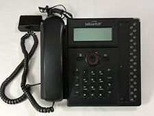 Talkswitch TS-550i IP Phone with Stand & Pwr Adapter - Works Nice!