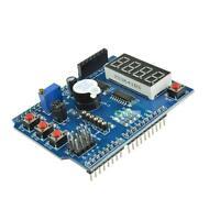 Multi-Function Shield +Buzzer 74HC595 4LED for Arduino UNO R3 Lenardo Mega2560
