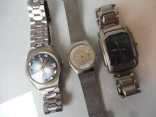 3 alte Armbanduhren , Princeton , Skagen , Geneva  , Herrenuhren  !