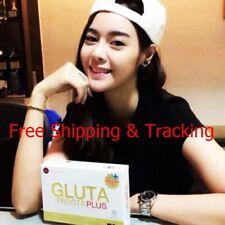 30 Caps Gluta Frosta Plus Whitening Skin anti-aging reduce freckles dark spots